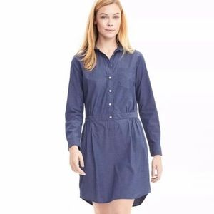 Banana Republic Shirt Dress Size 0